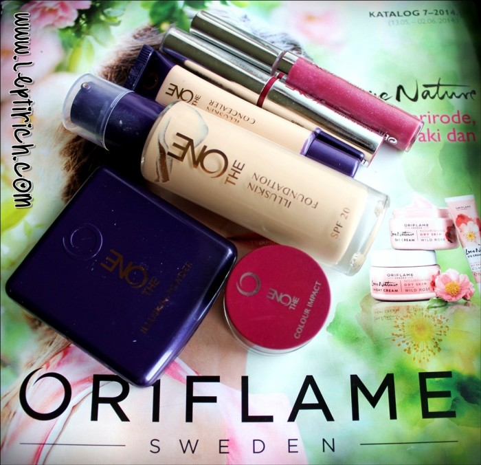 Oriflame The One Proizvodi