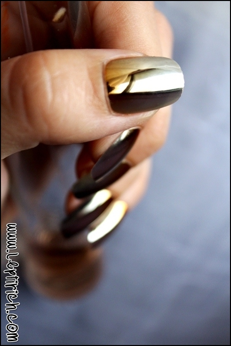 Metallic Nails 2