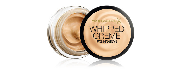 Max Factor Whipped Creme Foundation
