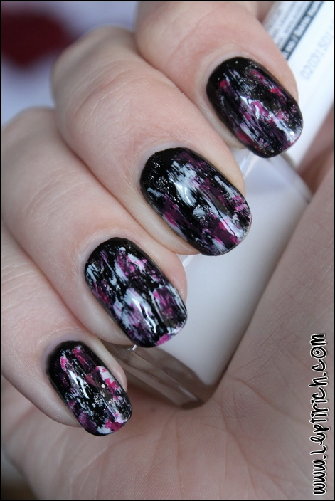 Distressed nails 5