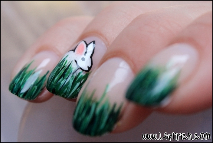 Easter Nails 3